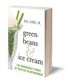 Green Beans & Ice Cream: The Book!